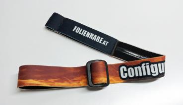 25mm Konfigurator - Custom Goggle Strap
